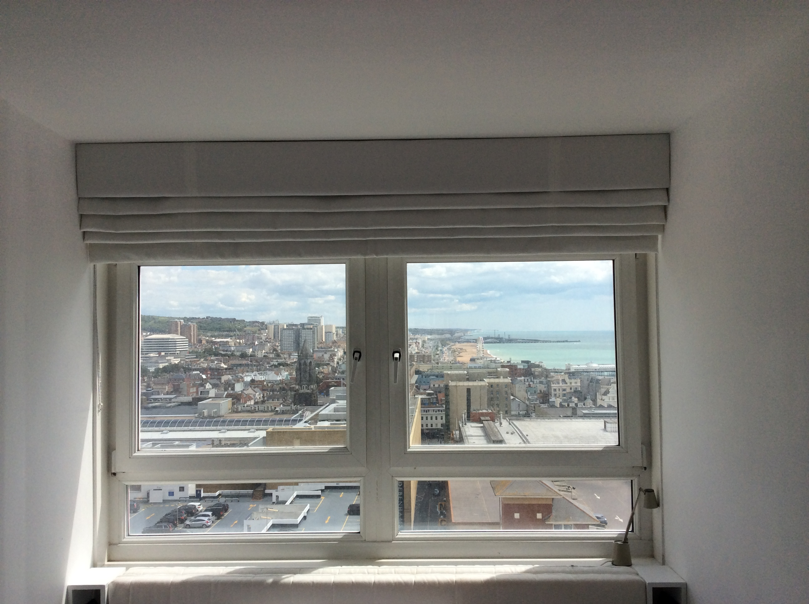 Roman Blinds The Curtain Workshop Brighton Amp Hove