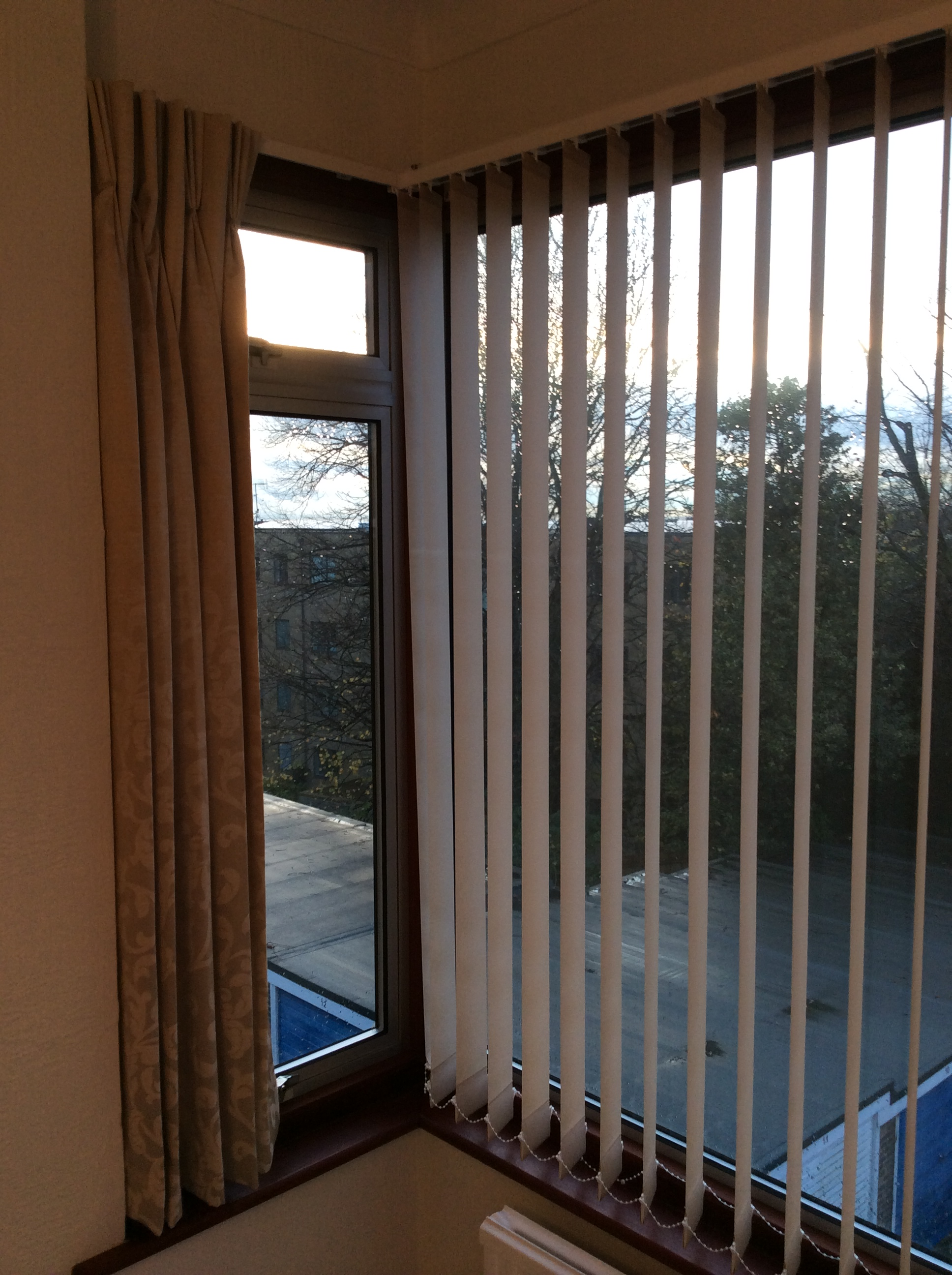 Vertical Blinds The Curtain Workshop Brighton Amp Hove